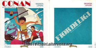 Conan / Fiordiligi disco vinile 45 giri