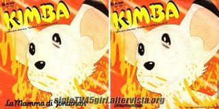 Kimba / Kimba (strumentale) disco vinile 45 giri