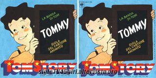 Tommy / Mississippi disco vinile 45 giri