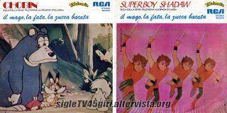 Chobin / Superboy Shadaw disco vinile 45 giri