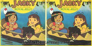 Jacky / Senda disco vinile 45 giri