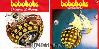 Bobobobs disco vinile 45 giri