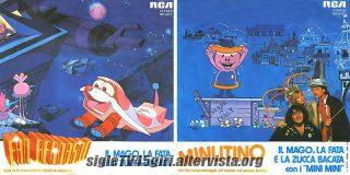 Fan Bernardo / Minutino disco vinile 45 giri