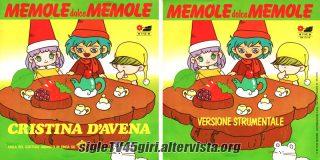 Memole dolce Memole disco vinile 45 giri