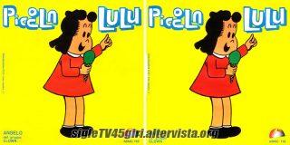 Piccola Lulu / Tubby disco vinile 45 giri