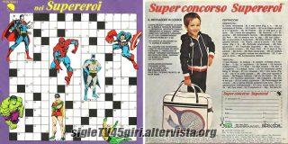 Supereroi / Capitan Robot disco vinile 45 giri