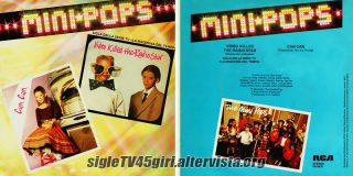 Video Killed the Radio Star / Can Can disco vinile 45 giri